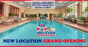 British Swim School Grand Opening