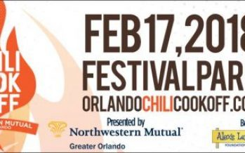 2018 Orlando Chili Cook Off