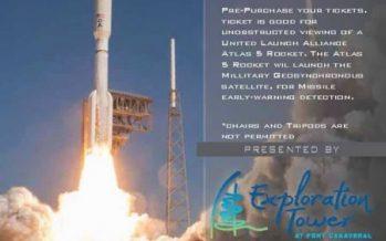 Atlas 5 Rocket Launch