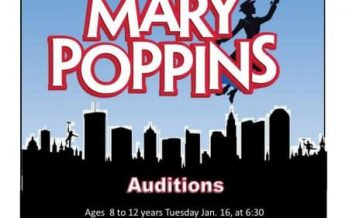 Magic Curtain Productions Mary Poppins 2018