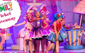 Shopkins Live! Ticket Giveaway