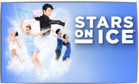 Stars on Ice at Amway Center