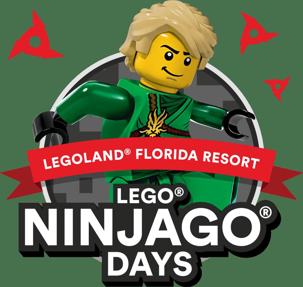 LEGO® NINJAGO® Days at LEGOLAND® Florida Resort