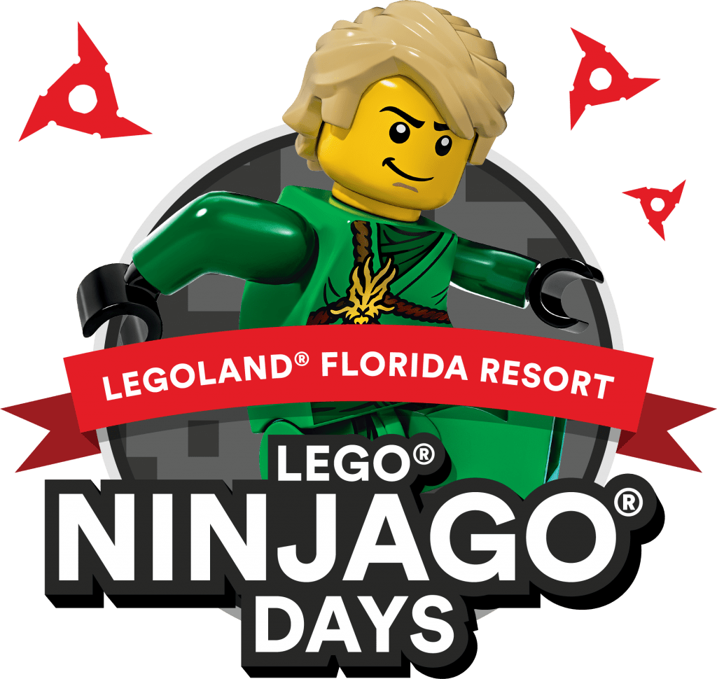 LEGO® NINJAGO® DAYS at LEGOLAND