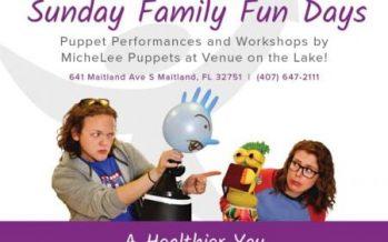 Sunday Family Fun Days
