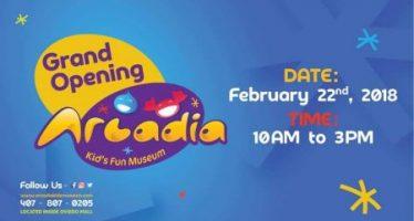 Arcadia Museum Free Open House