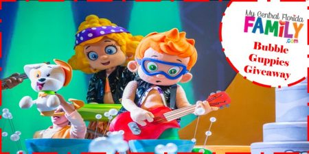 Bubble Guppies Live Ticket Giveaway