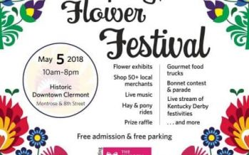 Spring Flower Festival 2018