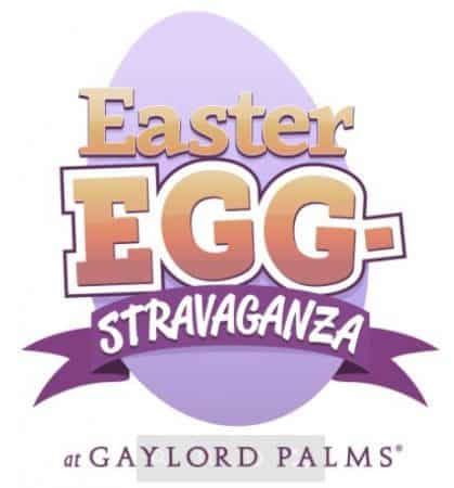 Gaylord Palms Resort Easter Eggstravaganza