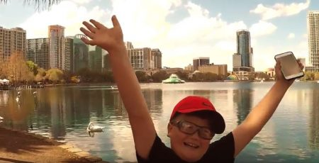 Lake Eola Family Video Review
