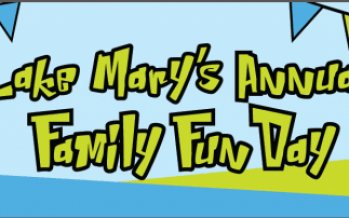Lake Mary Family Fun Day 2018