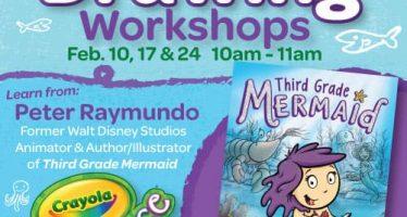 Crayola Experience Animator Classes