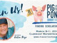 Pig on the Pond 2018