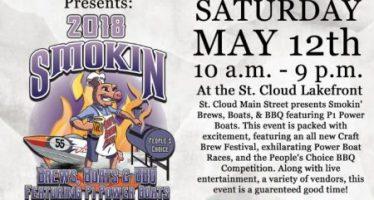 Saint Cloud Smokin Brews, Boats & BBQ