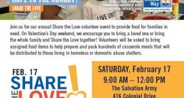 Orlando United Way Volunteer Event
