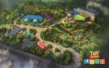 Toy Story Land Opening 2018