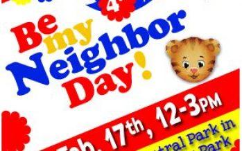WUCF's Be My Neighbor Day