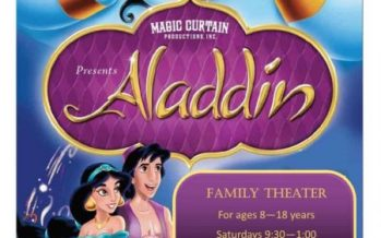 Upcoming Magic Curtain Productions 2018