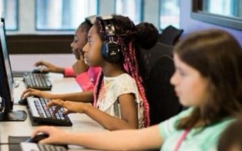 Ready, Set, Code! Clubs at Edgewater Library