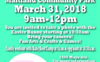 Maitland Easter Event 2018