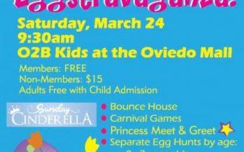 O2B Kids Eggstravaganza 2018