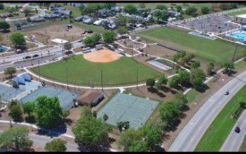Vance Harmon Park Opening