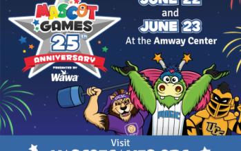 Orlando Mascot Games 2018