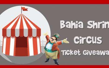 Bahia Shrine Ticket Giveaways