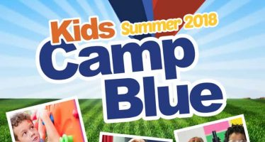 Orlando Summer Camp Blue 2018