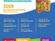 Cobb Theaters Summer Movies 2018