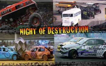 Night of Destruction 2018