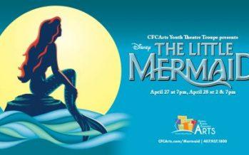Disney's The Little Mermaid Ticket Giveaway