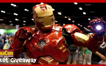 MegaCon Ticket Giveaway 2018