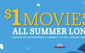 Regal Summer Movie Schedule 2018