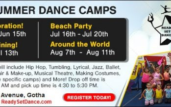 Summer Dance Camp 2018