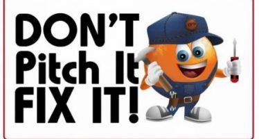 Orange County's Don't Pitch It, Fix It! Event