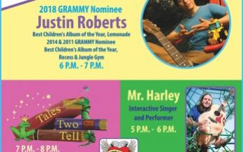 Family Festival featuring Justin Roberts