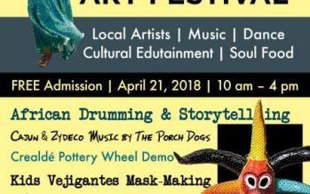 Folk and Urban Art Festival 2018