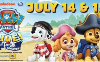 Paw Patrol Live at Dr. Phillips Center