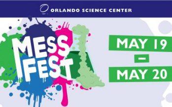 Orlando Science Center Mess Fest 2018