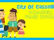 Casselberry August Events 2018