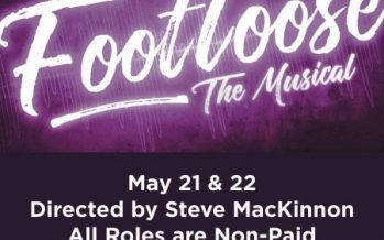 Footloose Auditions 2018