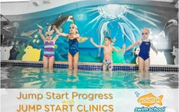 Goldfish Swim School Giveaway