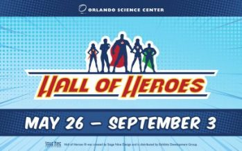 Orlando Science Center Hall of Heroes