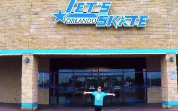 Let's Skate Orlando Family Video Review