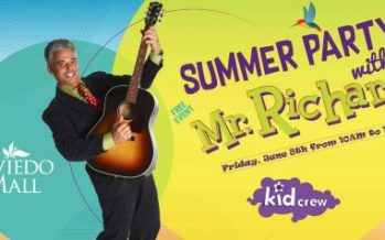 Summer Party with Mr. Richard