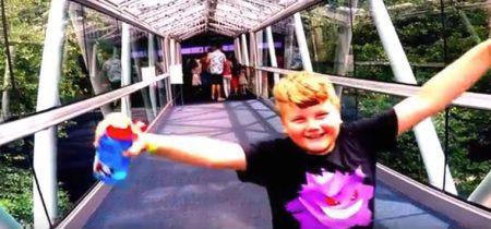 Orlando Science Center Family Video Review