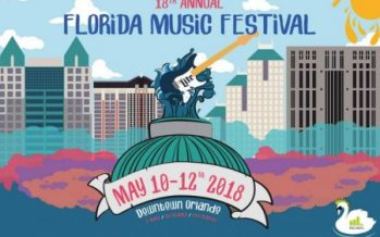 Downtown Orlando Florida Music Festival