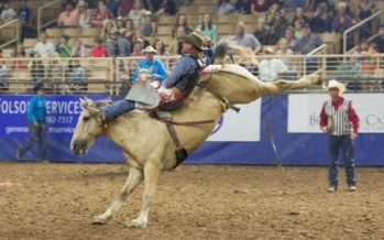 School's Out Blowout at Silver Spurs Rodeo