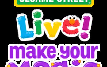 CFE Arena Sesame Street Live 2018